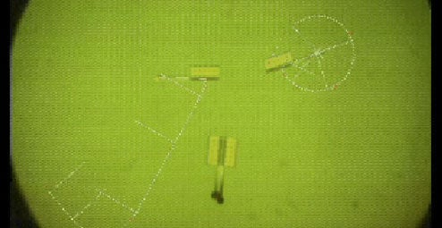 Microrobots Dance to Staged Choreography