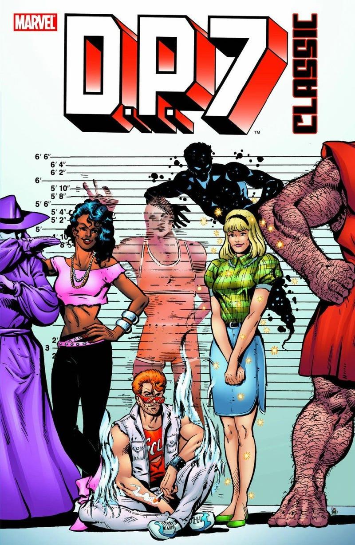 Comic book porn superhero