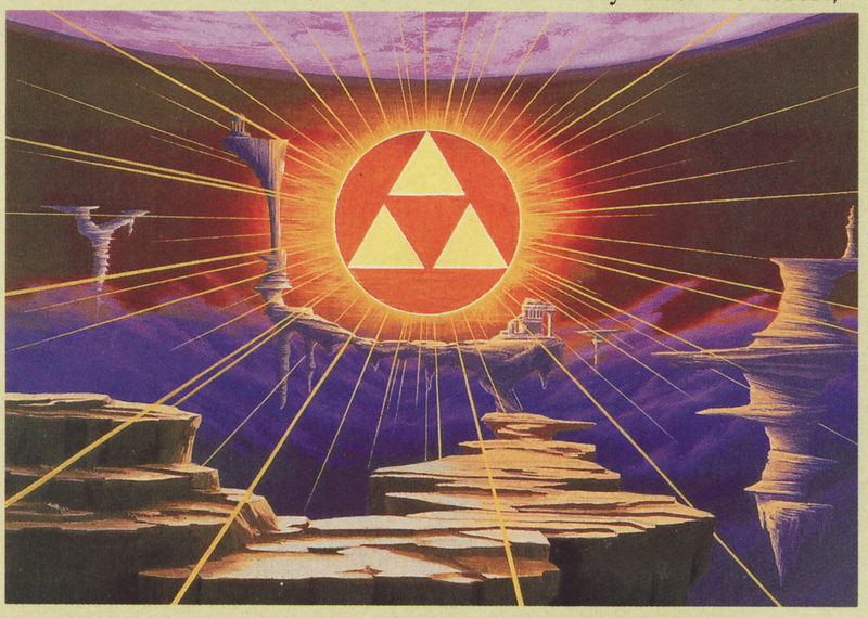 Zelda Fans, Drop What You're Doing And Check Out This Art Collection