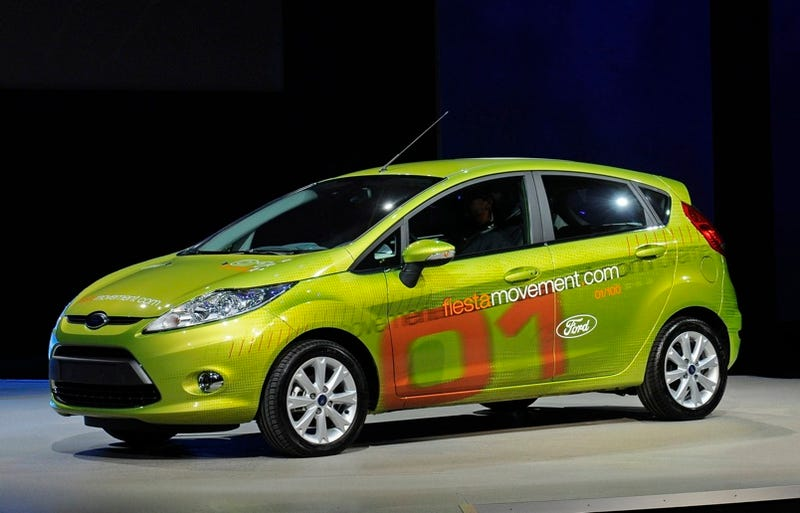 "Ford Fiesta ""Movement"" To Target Teh Social Media"