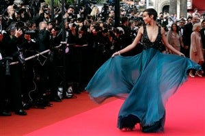 Che At Cannes: The Guerrilla Warfare Of Gorgeous Celebs