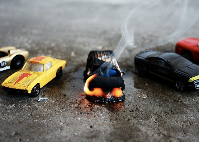 Meet The Grown Men Paid To Set Hot Wheels On Fire