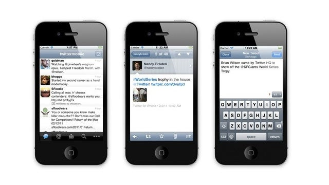 Twitter Gets Ready for iOS 5