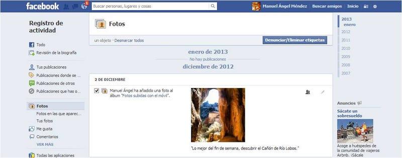 Pasos para revisar tu privacidad en Facebook antes de utilizar el nuevo buscador