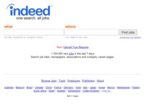 best site for job search