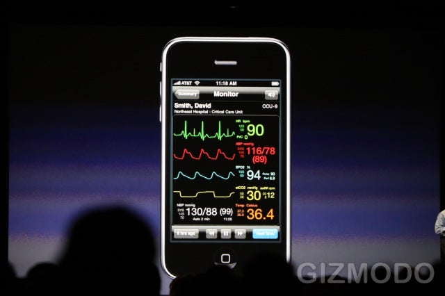 WWDC 2009 iPhone 3.0 App Roundup