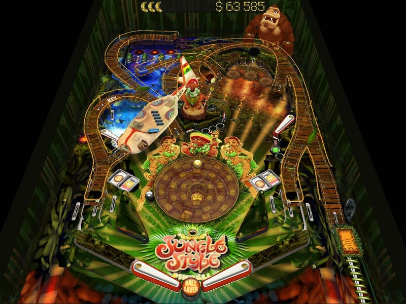 The Pinball HD Review: iPad Pinball That's Close to Greatness