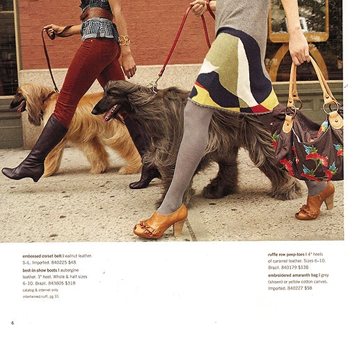 "Anthropologie ""Adorned"": Critters & Kids Steal The Spotlight From Bags & Baubles"
