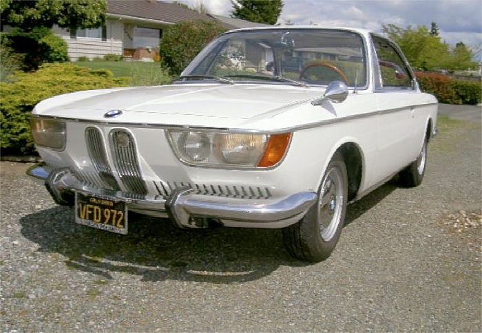 For $18,000, This 2000CS Leads Off '60s Week