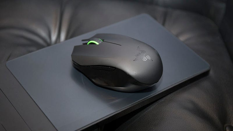 Finally, a Mouse and Keyboard You Can Comfortably Use on the Couch