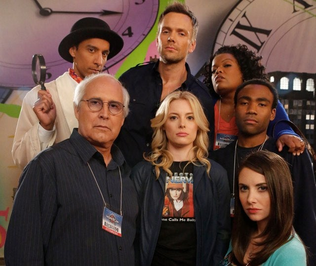 Community Canceled After Five Seasons and No Movie