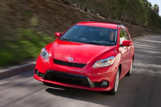 Toyota unveils 2011 Matrix to raucous indifference
