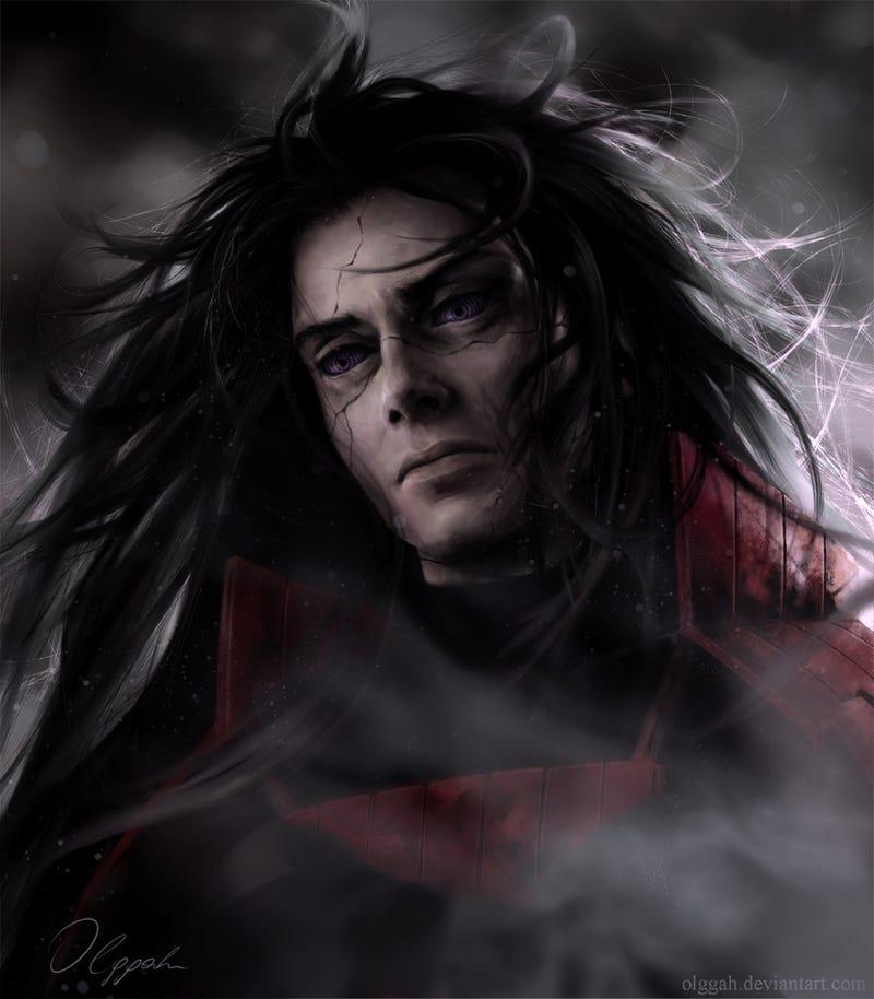 Naruto Characters, Gone Really Dark