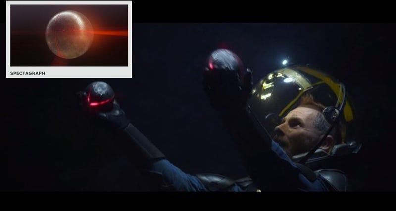 Shot-for-shot breakdown of all the new alien monsters in Ridley Scott's Prometheus!