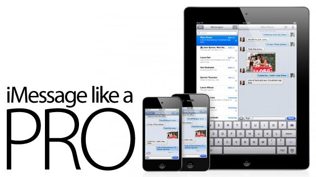 How to Use iMessage So Everyone Will Love You