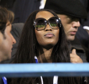 5 Rampages of Naomi Campbell