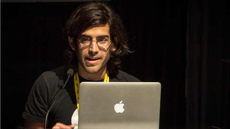 The Void of Losing Someone You Don't Know—in Memory of Aaron Swartz