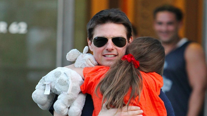 Tom Cruise Led High Speed Car Chase Through the West Side of Manhattan