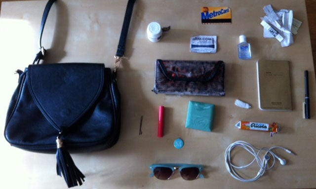 What Do You Carry Around in Your Big-Ass Purse?