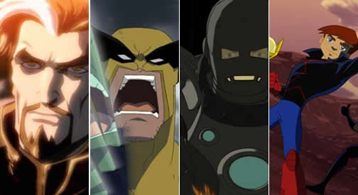 Marvel: Rise Of The Mediocre Cartoons