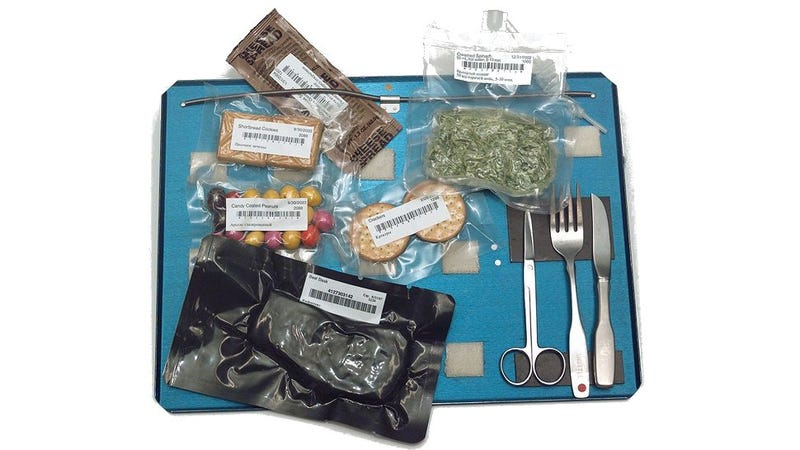 Space Food Sucks: NASA's Quest to Serve Astronauts Four Star Meals