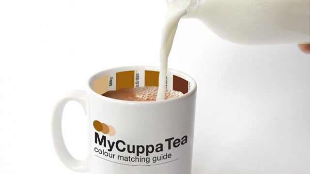 Serve the Perfect Cup of Tea or Coffee with MyCuppa Mugs