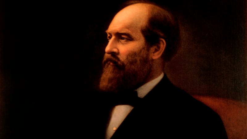 James Garfield Was the Only U.S. President to Prove a Math Theorem