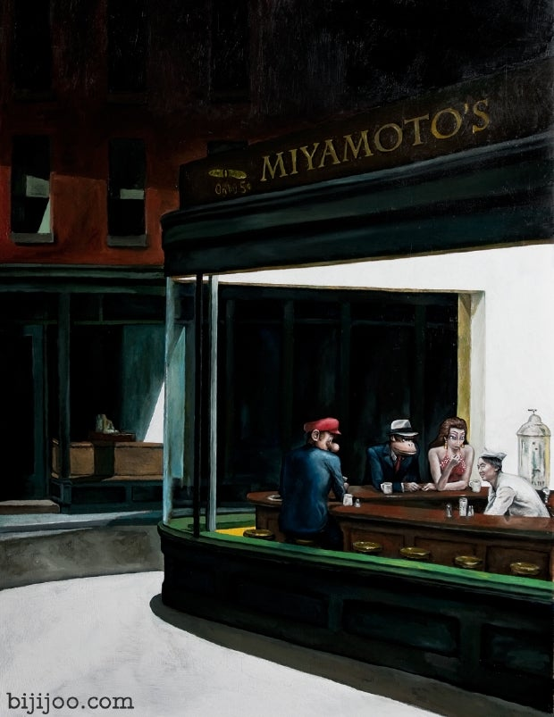 Miyamoto's, Where You Know Everybody's Name