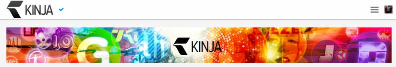New Kinja Platform Design