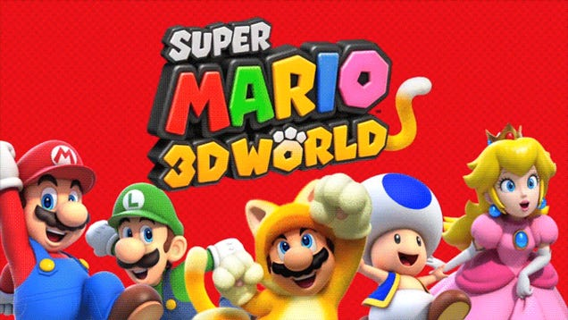 This new Super Mario game makes me want to get a Nintendo again