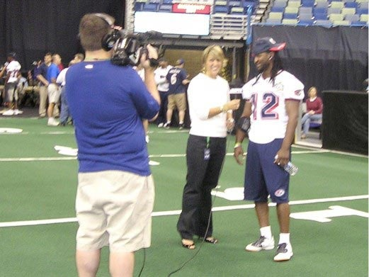 The Report From The Arena Bowl