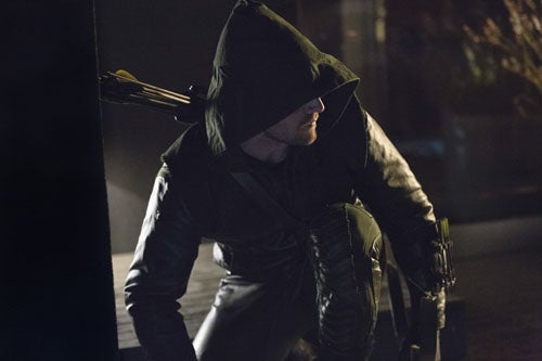 "Arrow - ""Lone Gunmen"" Photos"