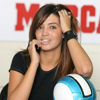 Extremely In-Depth Profiles In Courage: Sara Carbonero (A.K.A. The Spanish Goalkeeper's Nagging Girlfriend)