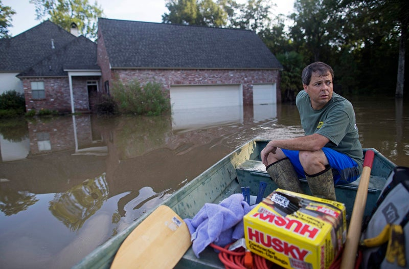 Death Toll Rises to 11 in Louisiana as Floodwaters Displace Tens of Thousands