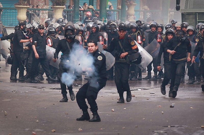 Egypt on the Brink of Revolution - Photos