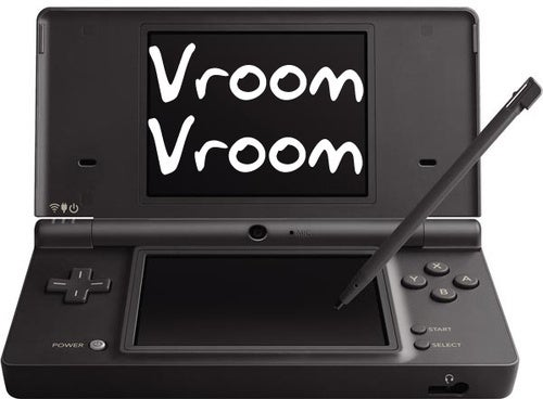 Next-Gen Nintendo DS Will Have Some Kind of Motion Detection