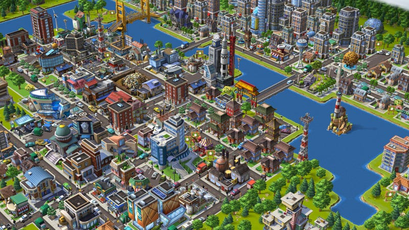 FarmVille 2 Worked Out Okay, So Zynga's Working on CityVille 2