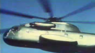 Watch This Massive CH-53 Sea Stallion Chopper Do Loops And Rolls