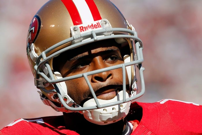 San Francisco Police Investigating 49ers Wide Receiver Michael Crabtree For Alleged Sexual Assault