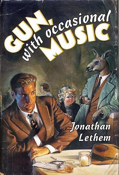 """Jonathan Lethem's Future Noir Classic Could Get The """"Bad Lieutenant"""" Treatment"""