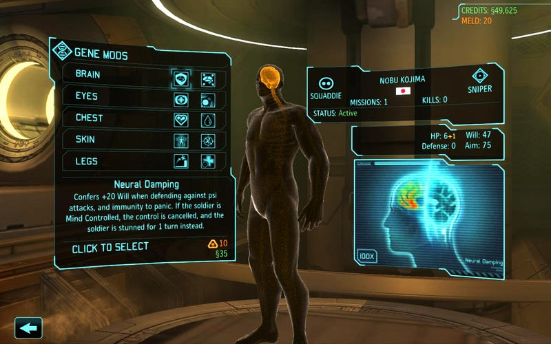 XCOM Isn't Any Easier in Enemy Within, but It Is More Thrilling