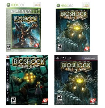 Amazon Doubling Your BioShock Pleasure