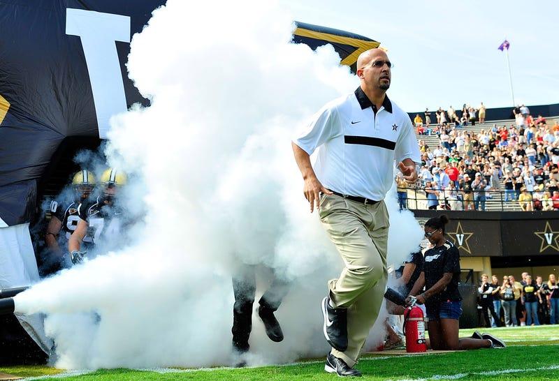Vanderbilt Suspends Football Players Amid Sex Crimes Investigation