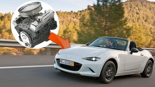 Of Course Flyin' Miata Will Stick A V8 Into The New Miata