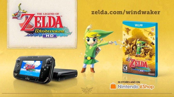 Holy God in Heaven - An Offical Special Edition Zelda Wii U