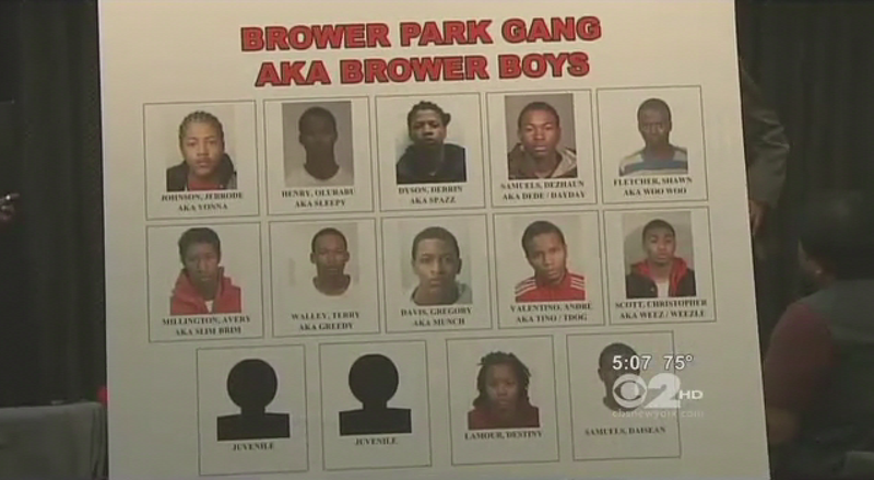 Gang Members Accept Cop's Friend Request, Get Arrested, Are Idiots