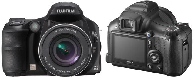 Fujifilm FinePix S6500fd: Face Detection