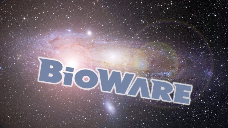 BioWare Building a Universe Beyond Mass Effect and Dragon Age