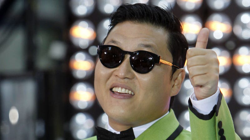 'Kill Those Fucking Yankees Slowly and Painfully': the 'Anti-American' Past of 'Gangnam Style' Rapper Psy
