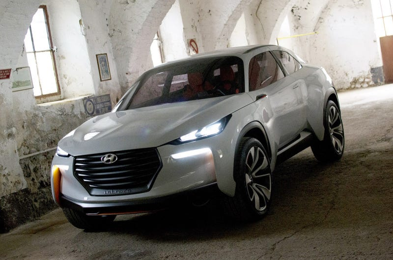 Hyundai's Intrado Concept Might Be Their First Unique Hydrogen Car